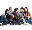 Gruppe Gitarre