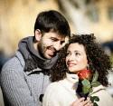 Paar Rose
