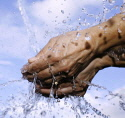 Haende Wasser